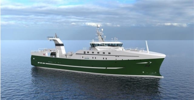 Slippurinn Akureyri to produce and install the processing deck in Nergård Havfiske´s new trawler